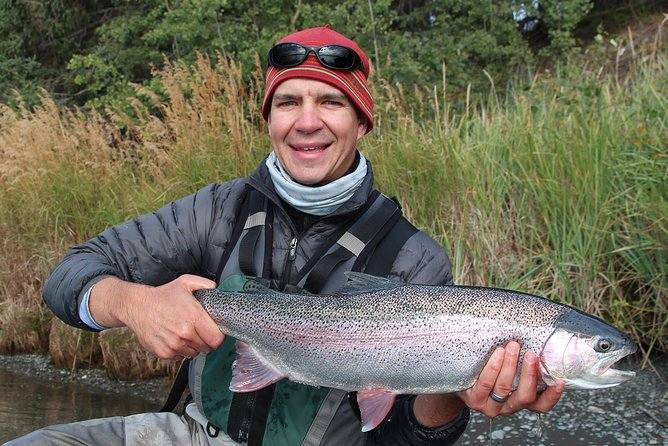 Full-Day Upper Kenai River Guided Fishing Trip photo 4