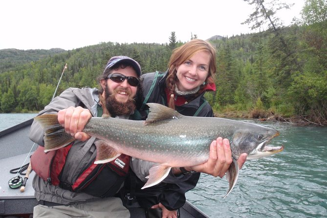 Full-Day Upper Kenai River Guided Fishing Trip photo 6