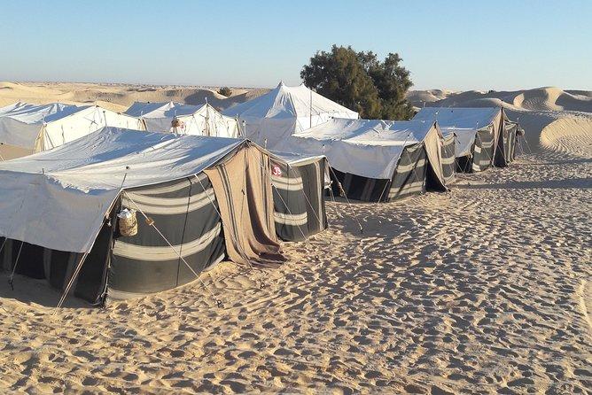 "06 day trip ""sahara ""troglodytes"" star wars""tozeur""douz""kairouan""ksar ghilane"