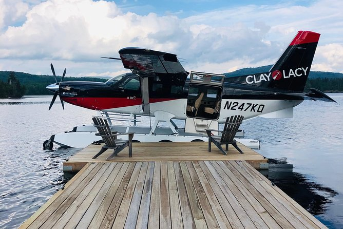 Seaplane Fly & Dine Rangeley Maine