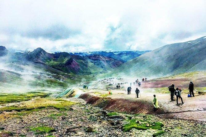 Rainbow Mountain Tour in Cuzco