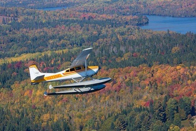 Rangeley Lakes Region Seaplane Tour