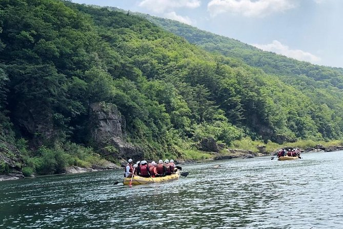 4-Day Tour:Gyeongju UNESCO,Rafting+ATV on Donggang River,Segway or Electric Bike