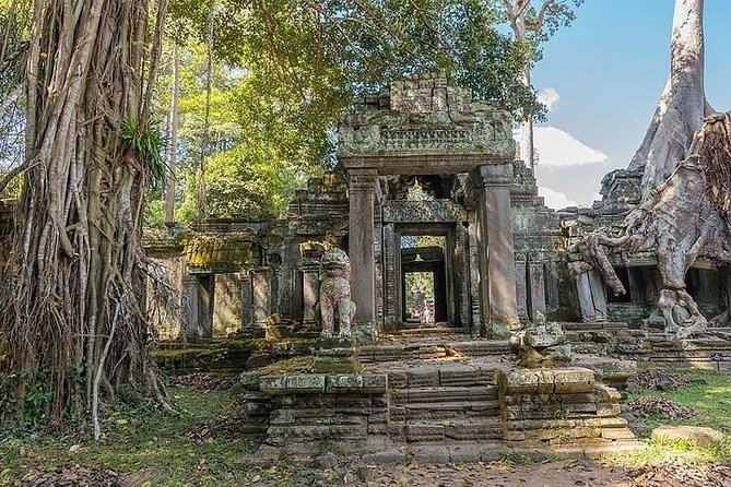 Fullday Banteay Srei Excursion - Pick up and drop off