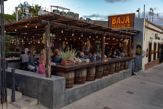 5 Hours Art and Beer Experiences in Cabo