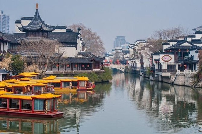 3-Day Independent Private Trip to Xi'an and Nanjing with Airfares Option
