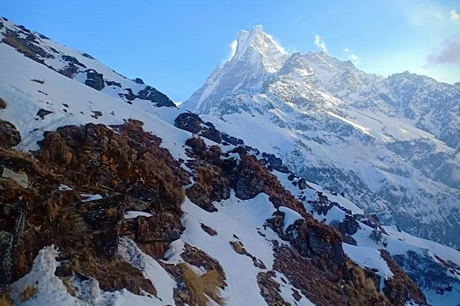 13 Days Adventurous Mardi Himal Trek From Kathmandu