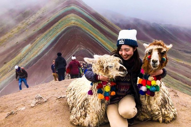 Mountain of 7 colors Vinicunca