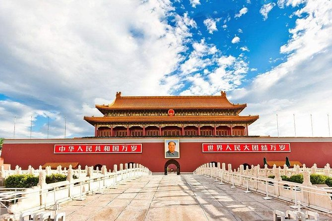 Beijing in One Day from Qingdao by Air: Great Wall, Forbidden City and More