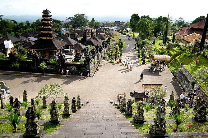 Full-Day Private Tour to Exploring The Most Popular Bali Temples