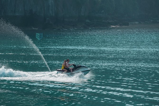 The Halong Catamaran - Luxury Day Cruise in Halong Bay-Lan Ha Bay (Recommended)