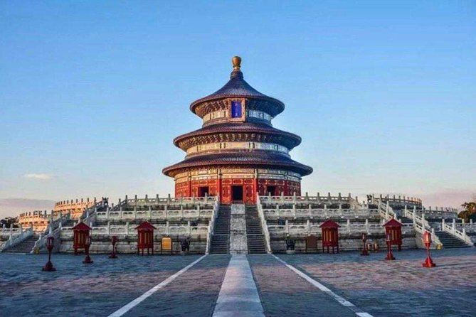 2-Day Private Beijing Tour from Shanghai by Bullet Train