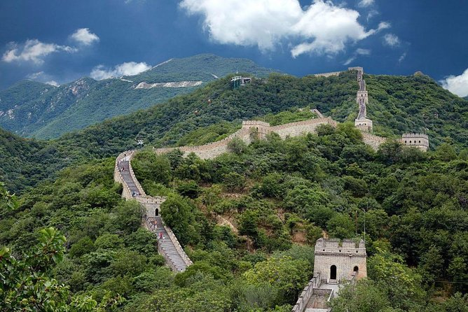 Beijing in One Day from Hangzhou by Air: Great Wall, Forbidden City and More
