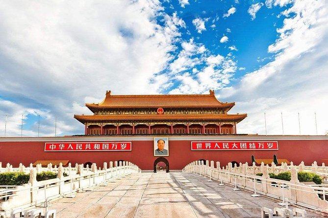 Beijing in One Day from Kunming by Air: Great Wall, Forbidden City and More