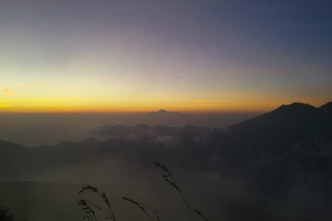 Mount Batur Private Sunrise Trekking With Pick Up and Drop Off