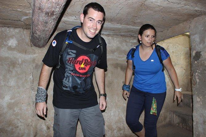 Private Cu chi tunnels