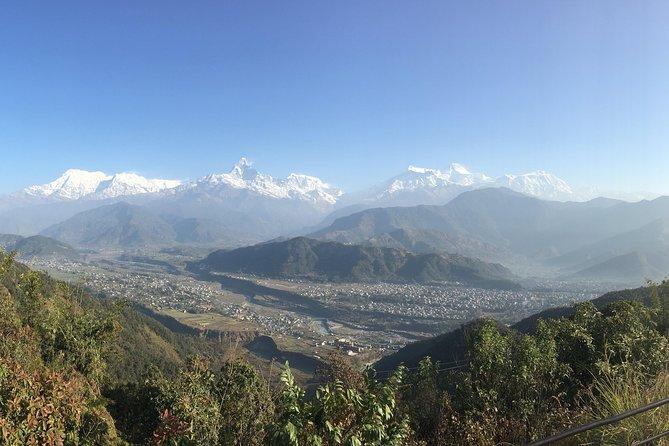 Sarangkot Sunrise Tour Over Annapurna Mountains from Pokhara