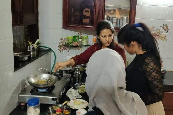 Cook and dine with a local in Agra