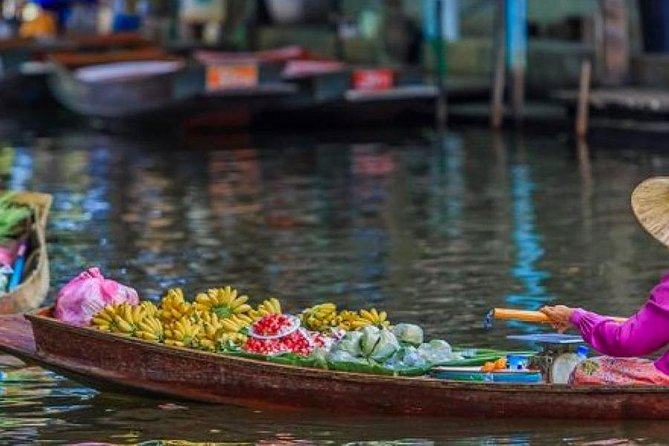 Small Group Tour - Damnern Saduak Floating Market Half Day Tour