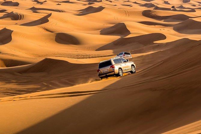 Morning Desert Safari- Sharing