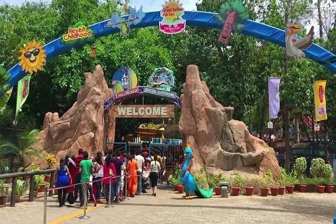 Half day EsselWorld Bird Park Ticket in Mumbai