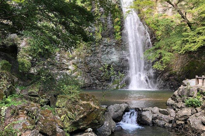 Scenic Hiking to Minoh Waterfall
