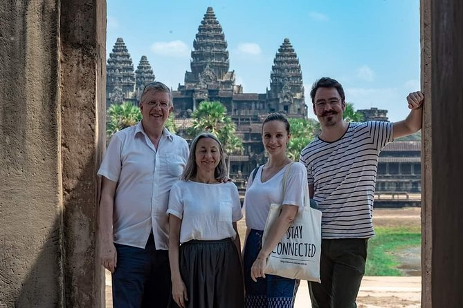 Angkor Wat Full Day Experience by Grand Circuit