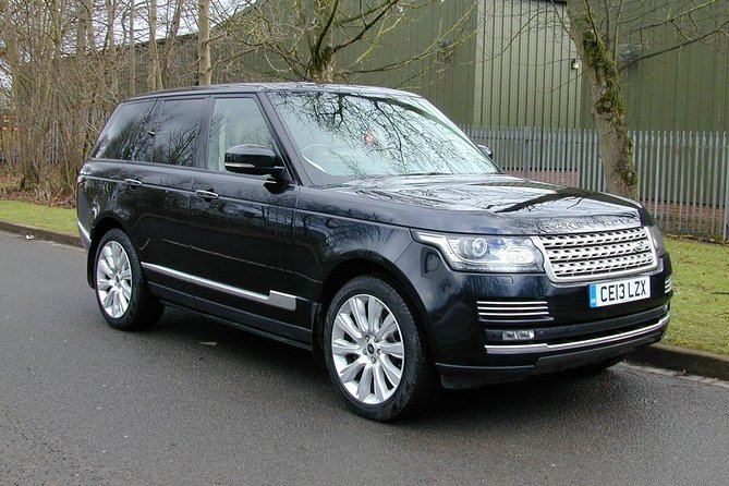 Bath Day Trip From London With Private Transfer in Range Rover