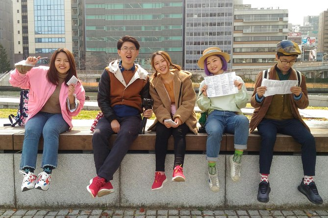 【Nakanoshima park&Tenjinbashi 】Survival Japanese lesson & street food hopping!