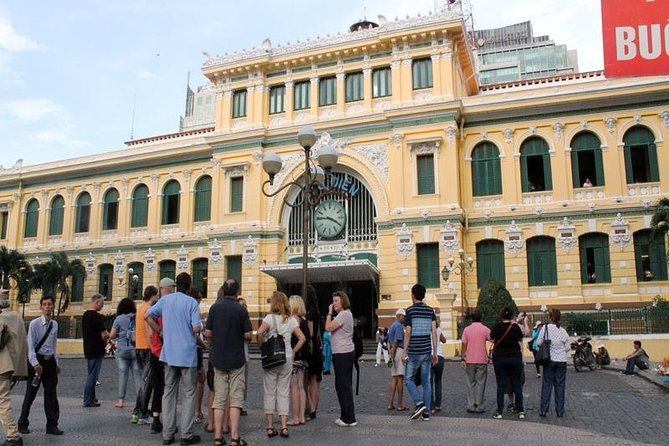 Full-Day Tour Ho Chi Minh City- Cu Chi Tunnels | A Best Day Tour in Saigon