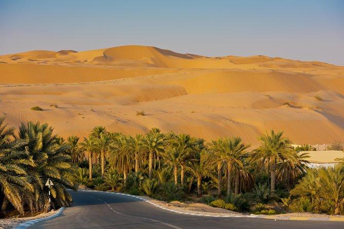 Private Liwa Full Day Desert Safari for Couples