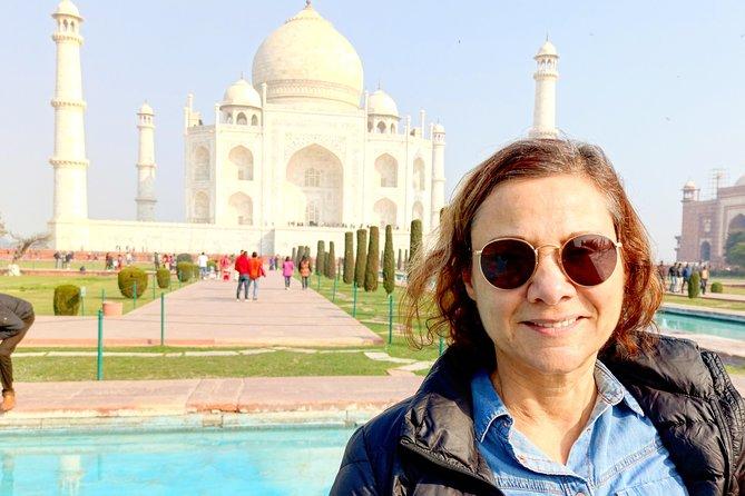 Melhor de Delhi e Taj Mahal: 1 ou 2 Day Private Guided Tour