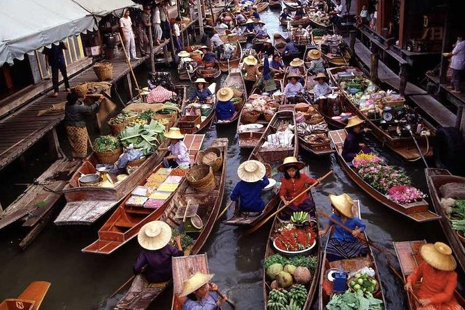 Oriental Venice Weekday floating market day tour