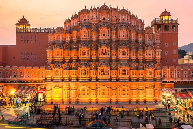 Golden Triangle 2 Nights 3 Days Tour with Private Car and Driver