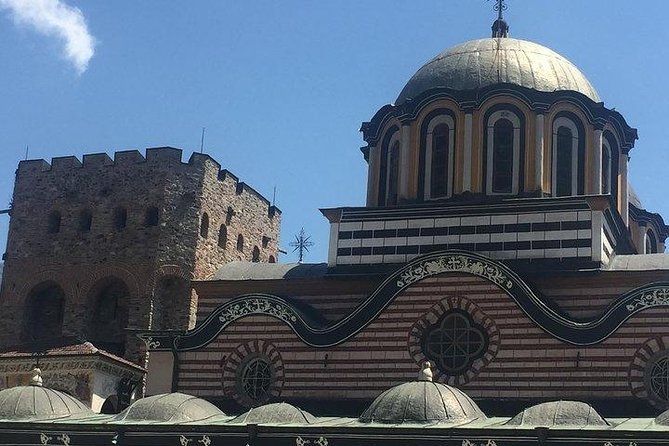 The Rila monastery and the Boyana church (UNESCO) Private Tour