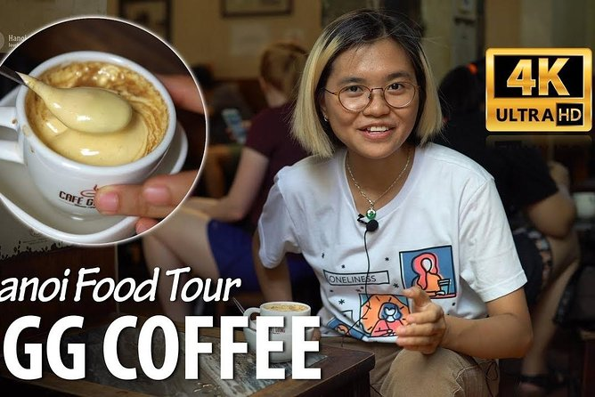 (Small Group) Hanoi Walking Street Food Tour with Expert Local Guide