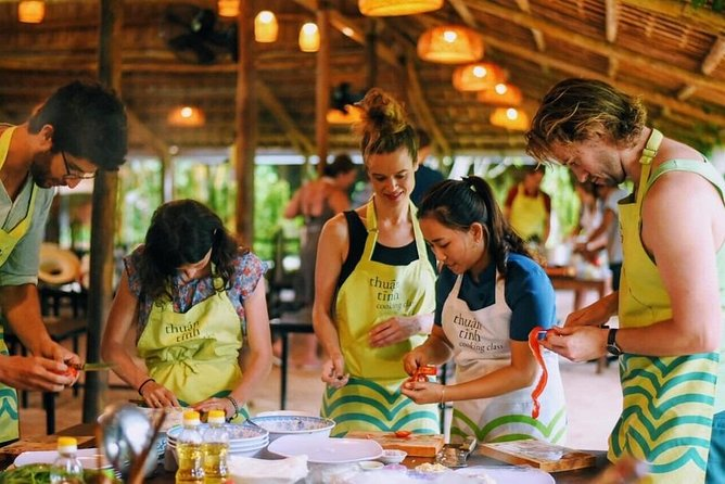Hoi An fabulous cooking class photo 4