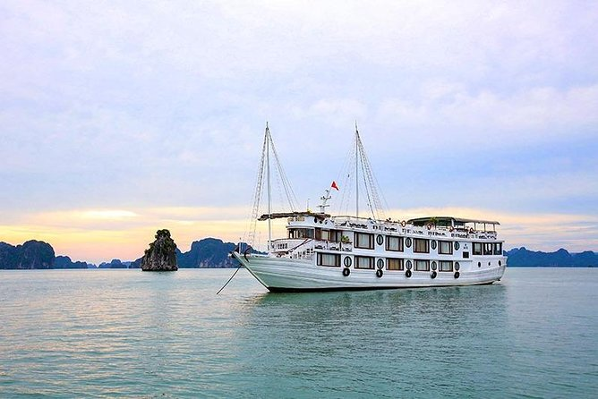 Oriental Sails cruise - Bai Tu Long Bay 2 days 1 night Tour