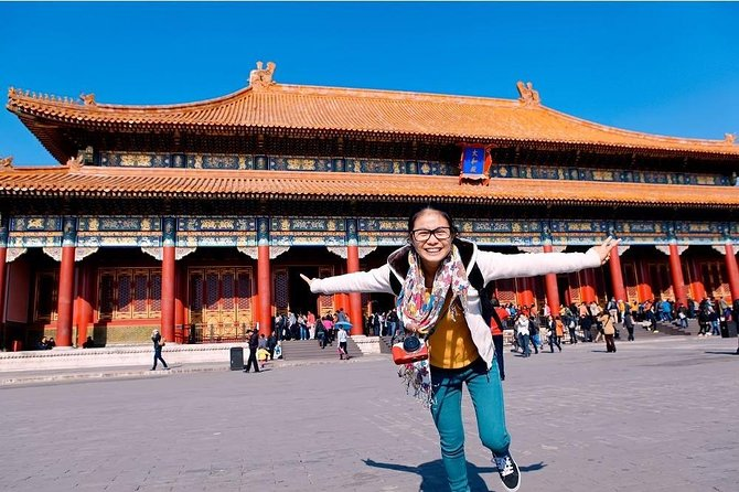 3-Day Private Golden Triangle Tour: Shanghai, Beijing and Xi'an from Qingdao