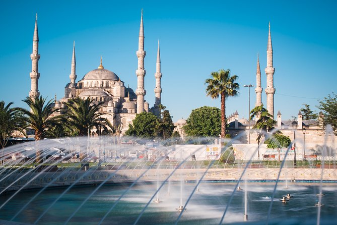 Full Day Istanbul Old City Tour by Private Minivan + Guide + Lunch