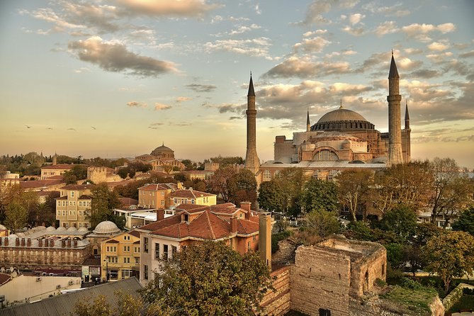 Full Day Istanbul Old City Tour by Private Minivan Only