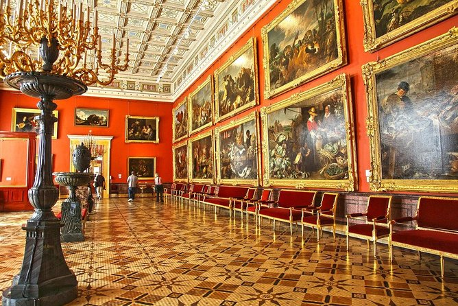 Private excursion to the Hermitage, St Petersburg photo 3