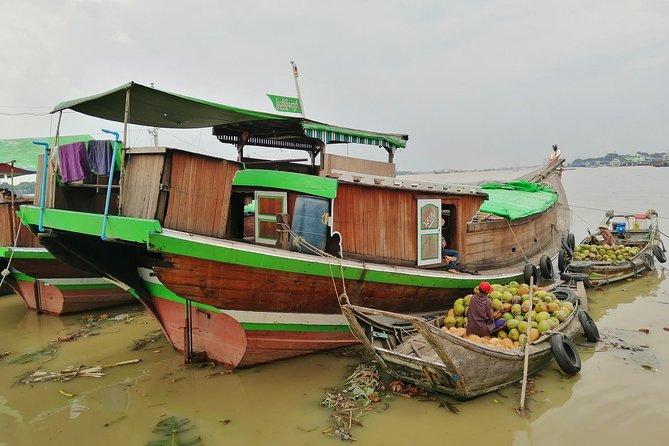 The Best Markets of Yangon Tour