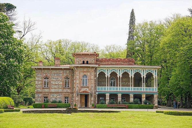 Georgia: Wine tour of Kakheti