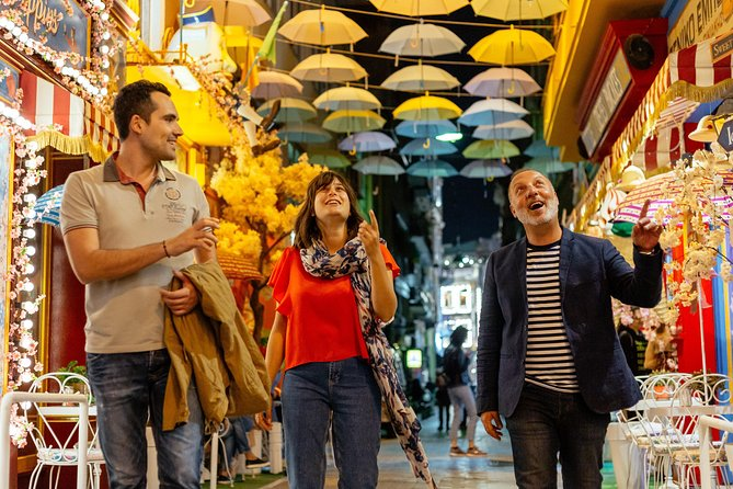 Athens by Night Private Tour: Highlights and Hidden Gems