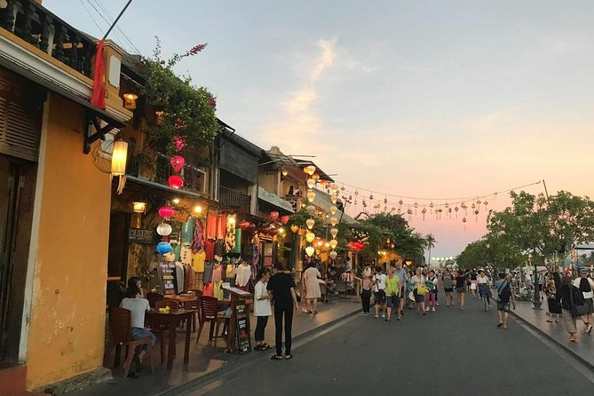From Hội an: My Son Sanctuary - Hoi an lovely town