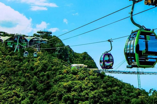 Langkawi Skycab + Skybridge + Eagle Square Private Tour