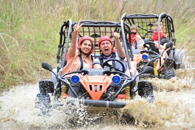 Buggy safari and rafting from Antalya and regions