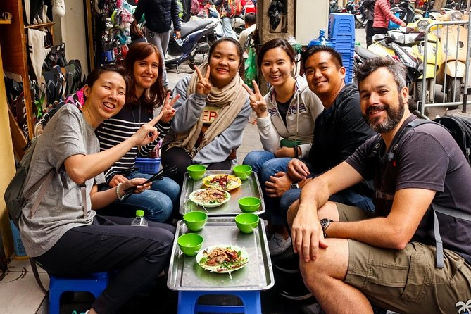 Private Hanoi Street Food Walking Tour With Real Foodie + Expert Local Guide