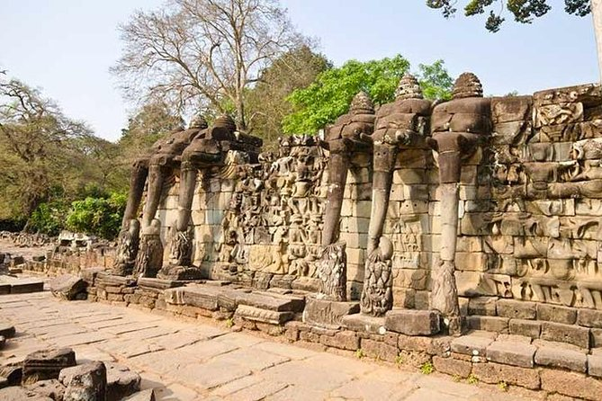 3-Days Major Temples & Kulen Mount Waterfall
